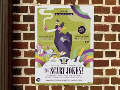 April Fools: Concert Poster