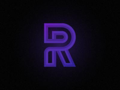 R Logo alphabet letterlogo lettering logodesign logo r