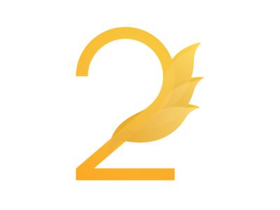 2 redesign 2 numericlogo logo numbers