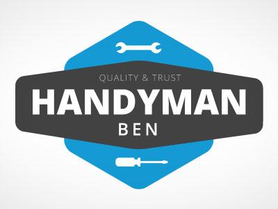 Handyman Ben handyman logo