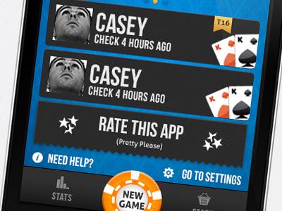 Poker App poker app