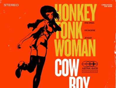 Honkey Tonk Woman