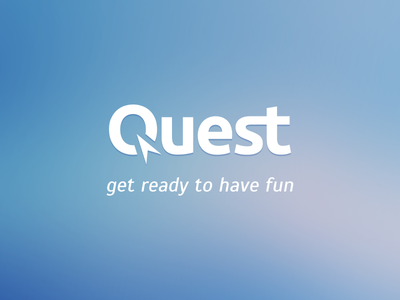 Quest Logo. Upcoming freebie