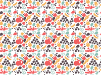 Foodly pattern