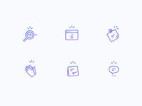 Fieldboom Icon Set