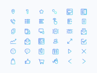Fieldboom Extended Icon Set