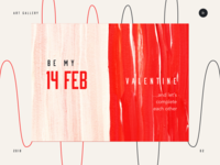 Artwork Vol.2 — Be My Valentine