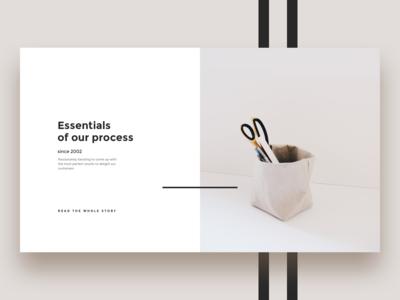 Ecommerce brand card