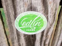 Edlin Farms Logo