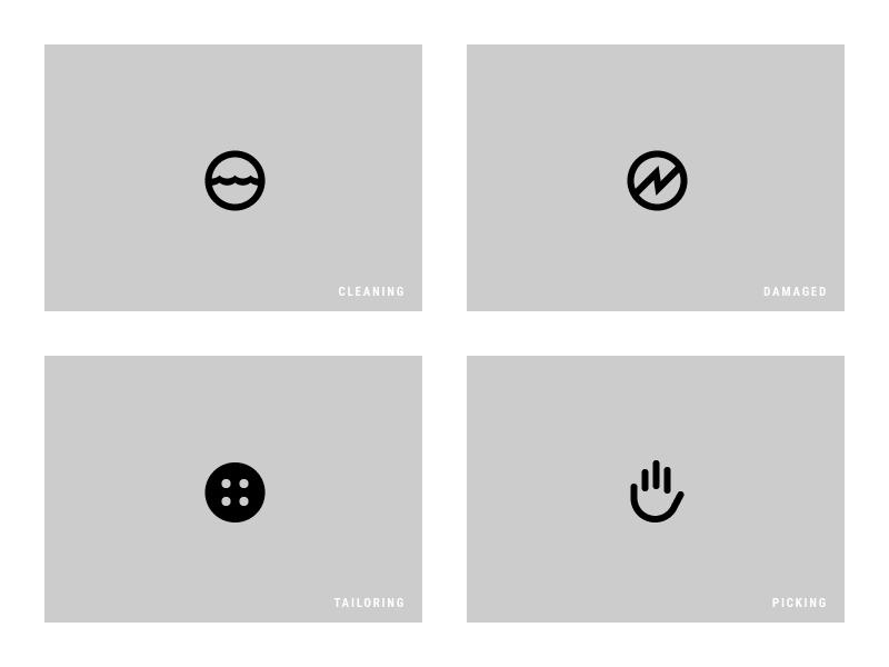 Warehouse Icons icon design graphic design