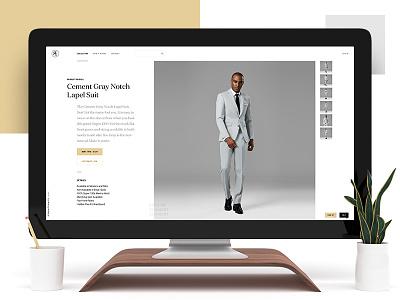 Product Page Design graphic design layout design web design ui design