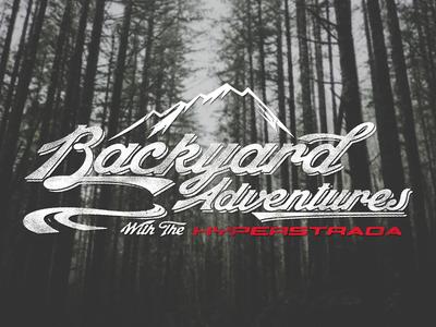 Backyard Adventures with the Ducati Hyperstrada
