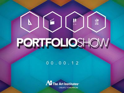 Portfolio Show | Campaign V1
