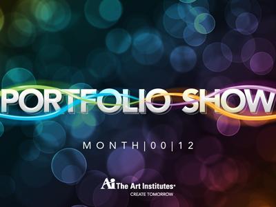 Portfolio Show | Campaign V3