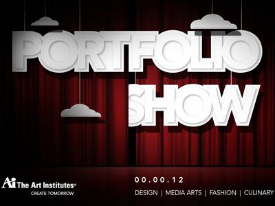 Portfolio Show | Campaign V4
