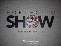 Portfolio Show | Campaign V5