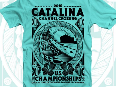 Catalina Channel Crossing