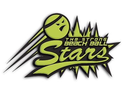 The Strong Beach Ball Stars