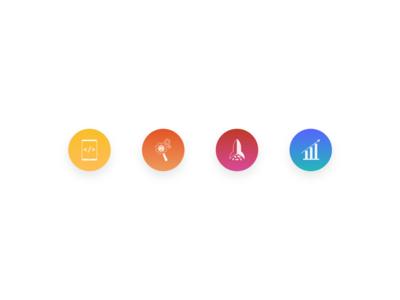 Daily UI Challenge #055 - Icon Set