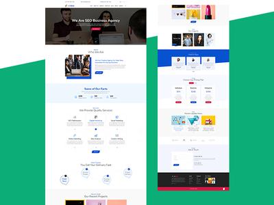 Seo Landing Page