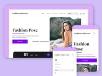 Fashion Underwear | UI To Code