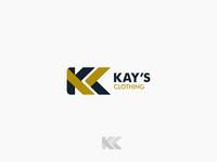 Kay's Clothing Logo Design