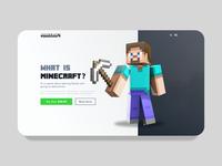 Minecraft Ui Design
