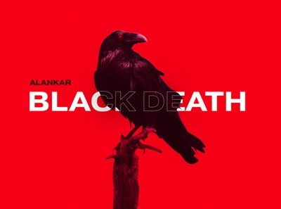 Black Death Music Cover Art