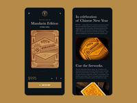 Monarch Mandarin Edition | Ui Design