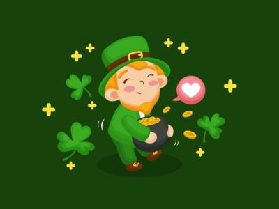 Saint Patrick's Day Illustration