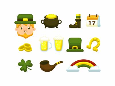 Saint Patrick's Element