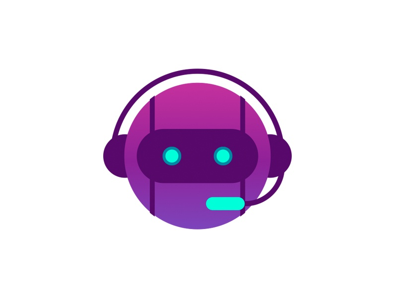 chatbot icon ui element chat button icons icon chatbot color art design