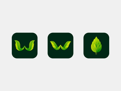 tree wallpaper app icon concept app icon leaf w wallpaper tree concept icon icons color art design