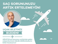 Free Plane Ticket Campaign