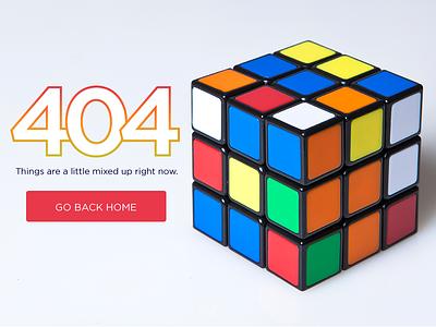 404 Error Page dialyui 404 008