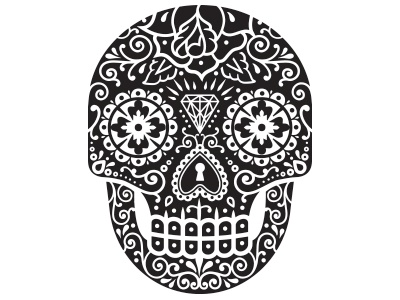 Gratuitous sugar skull