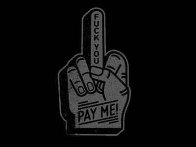 Accounts Receivable goodfellas foam finger go team ar how may i help you