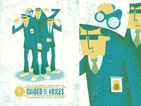 Guided by Voices poster