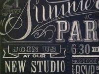 Chalk Invite