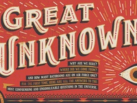 Great Unknowns