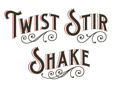 Twist shake stir