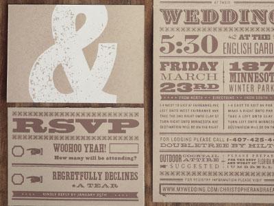 Love & Marriage love marriage wedding invites type