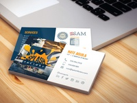 Splash Factory Business Cards