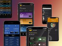 Monarch Crypto App