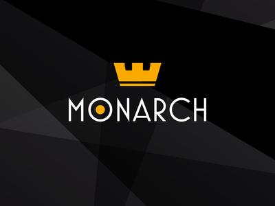 Monarch Logo (updated) monarch vector logo design branding