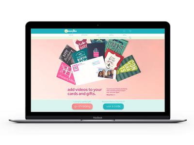 Memorytag video greeting cards web app design by splash factory memorytag video greeting cards web app design m4hsunfo