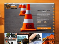 City Rise Web Design