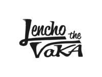 "Hand Lettering ""Lencho the VaKA"" Logo"
