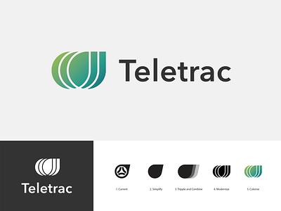 Teletrac Navman Logo Refresh Concept B brand identity branding and identity branding concept branding design brand design logo mark symbol logo mark logodesign logo design logos mark vector typography logo design branding brand