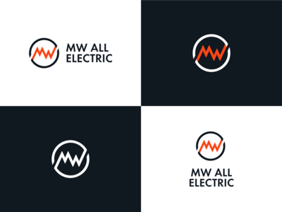 MW All Electric Logo - Responsive